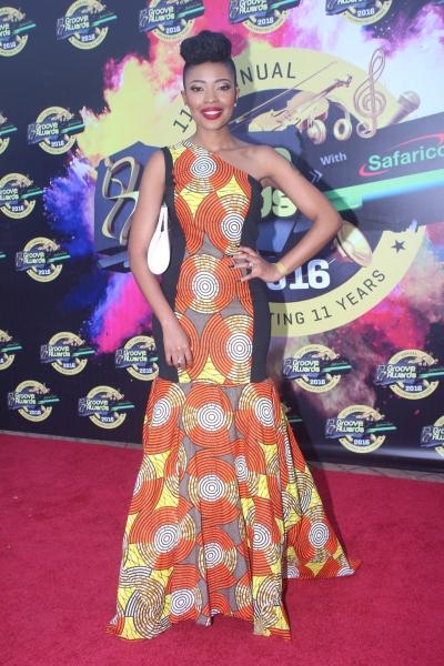 Gospel singer Kambua