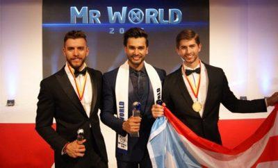 Mr world