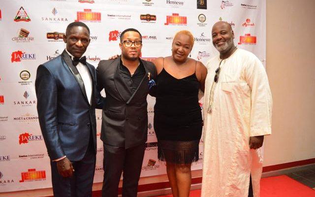 Actors Raymond Ofula, Mike Ezuruonye,Nduma Sako, Chris Kamau (1)
