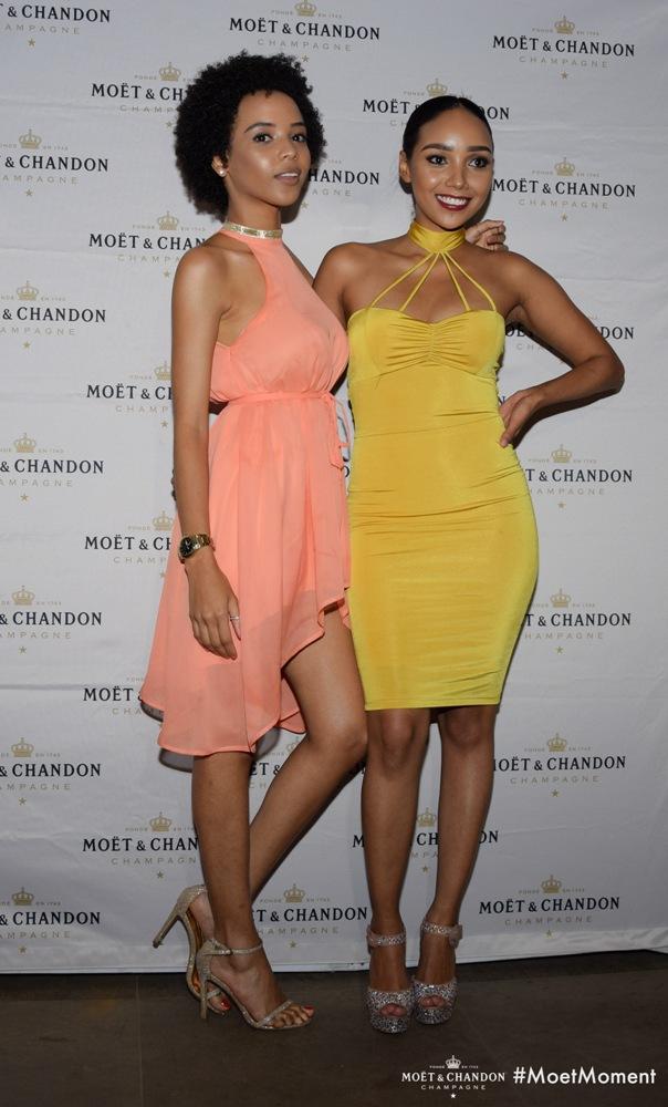 Bridget Shigadi and Tracy Wanjiry