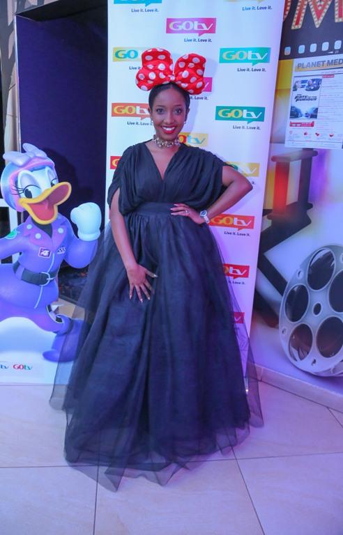 Capital FM's, Anita Nderu.