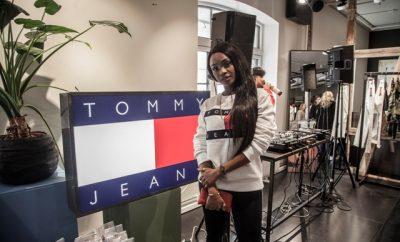 Stella Mwangi 3 - Tommy Jeans Launch 2017 Oslo YME Universe