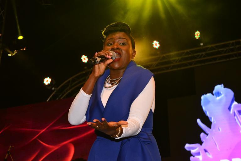 Gospel singer Mercy Masika.