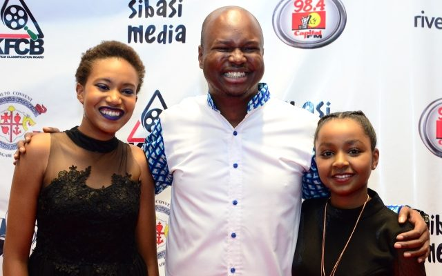 Molly Muthama (Loreto Convent), Makbul Muhamed (Capital FM), Samantha Wanjiru (Loreto Convent)