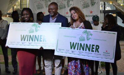 Heineken winners