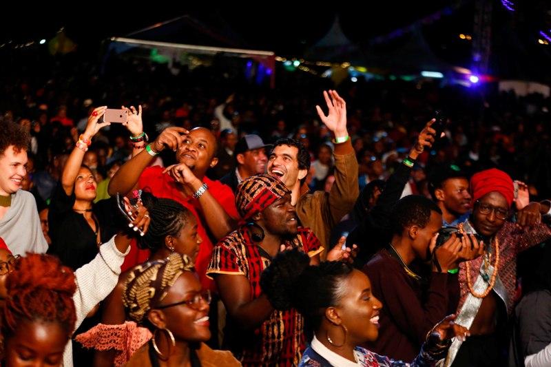 Safaricom Jazz Festival 1