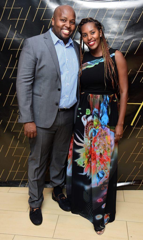 Makkin CEO James Makumi and his wife Muthoni Makumi,a Director at Makkin.