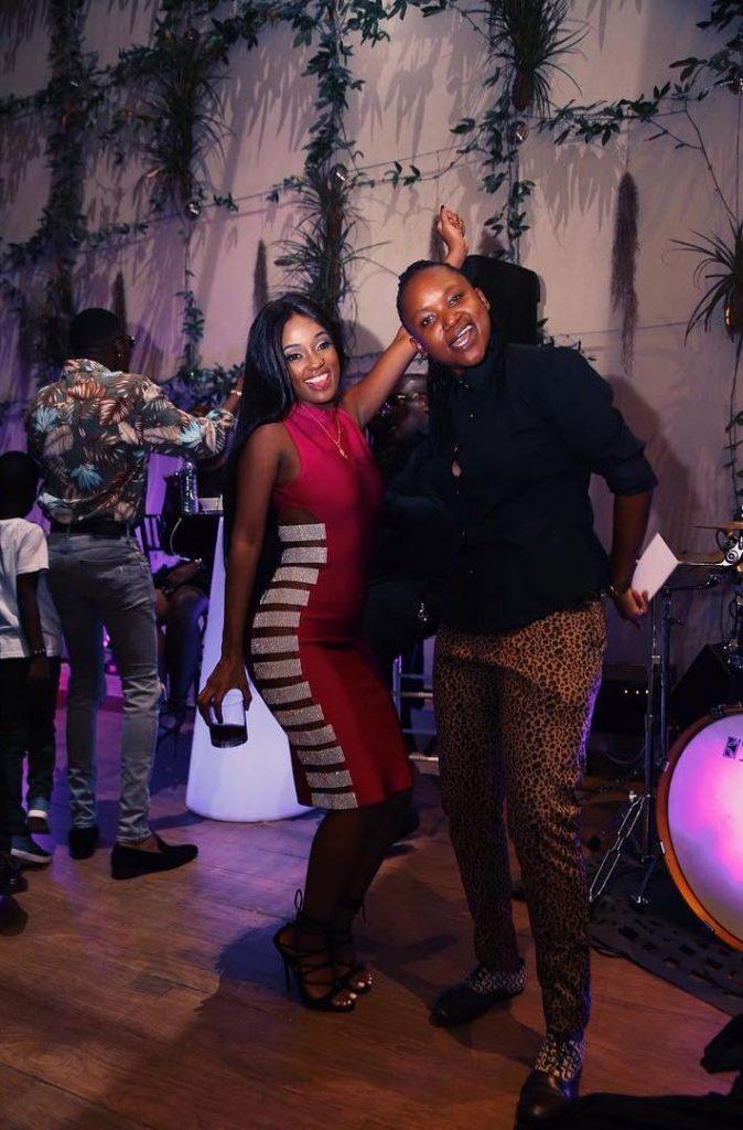 Vanessa Mdee Album launch 4