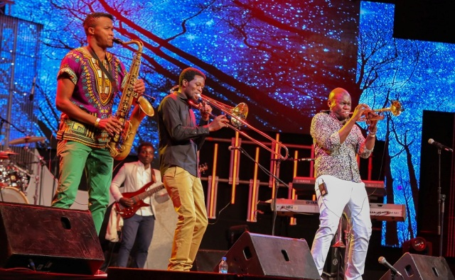 Nairobi-Horns-Project-band-safaricom-Jazz