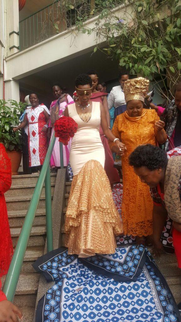 Reasian Lebai wedding 1