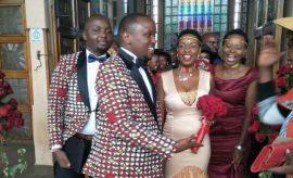 Resian Lebai wedding