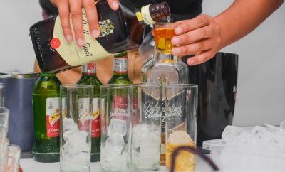 Ballantine's cocktail 1