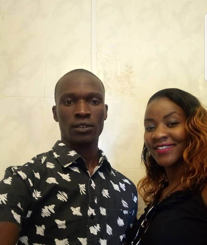 Promoter Tikolo Keith and Louizer