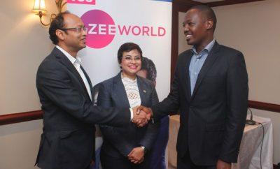 Zee Entertainment.