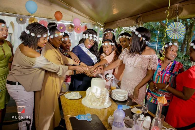 Lilian Muli Baby Shower 1