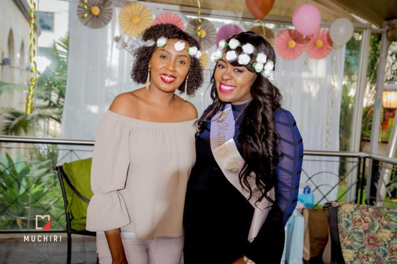Lilian Muli Baby Shower 6