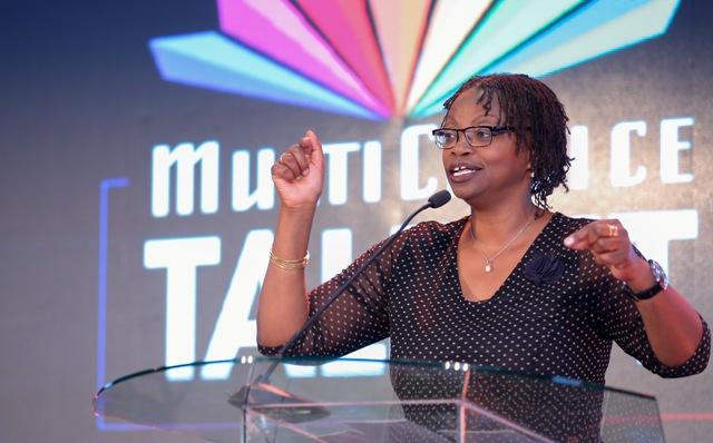 Ms Njoki Muhoho