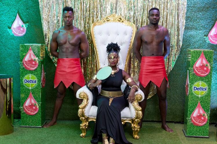 Maureen Waititu - queening