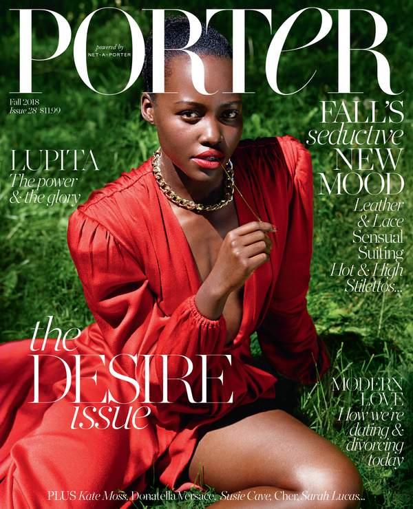 Lupita Porter Magazine