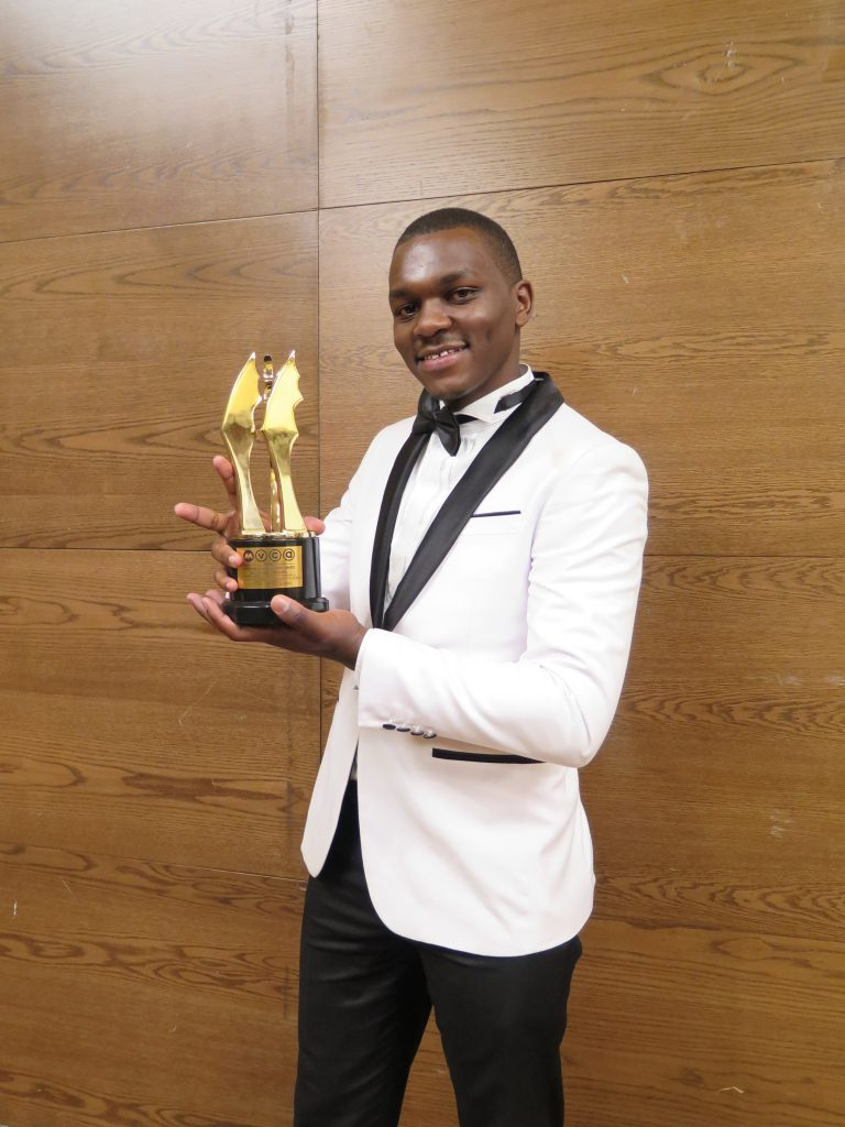 Mark Maina won Best Picture Editor.