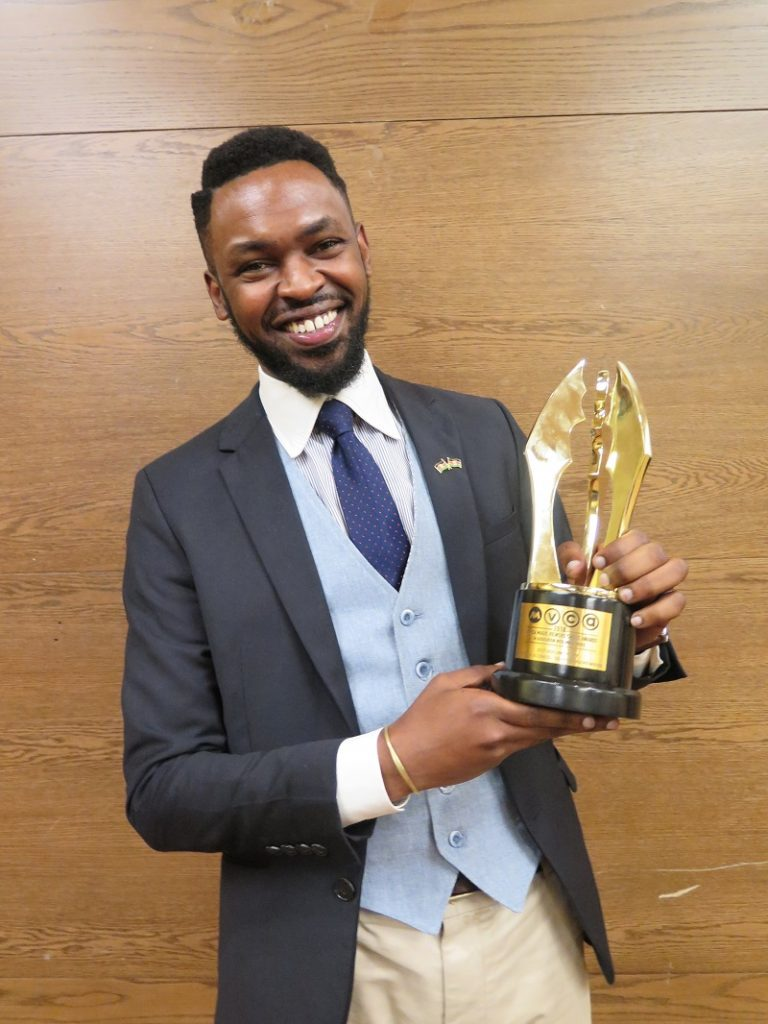 Denis Maina Wanjohi won Best Documentary.