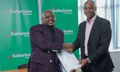 Nonini signs Safaricom deal.