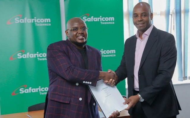 Nonini signs Safaricom deal.