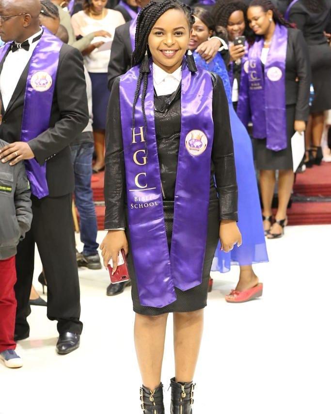 Size 8 graduation