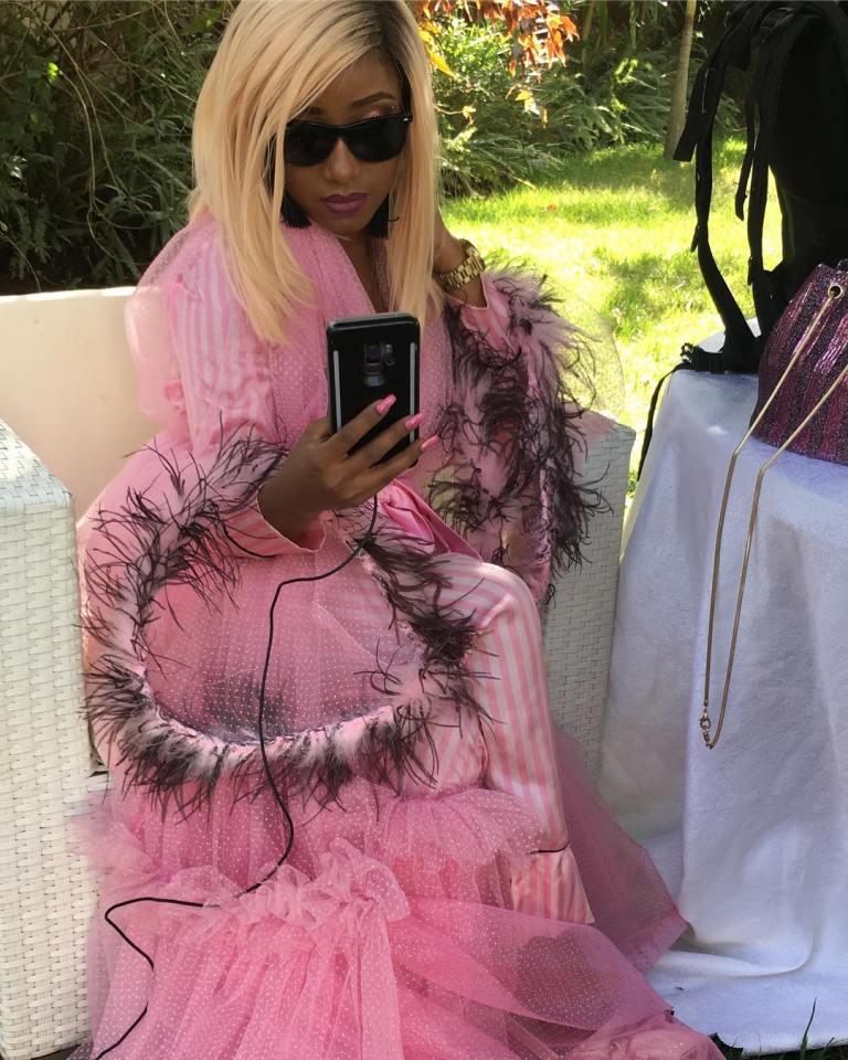 Anita Nderu's Birthday
