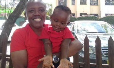 Maina Kageni and Nathan.