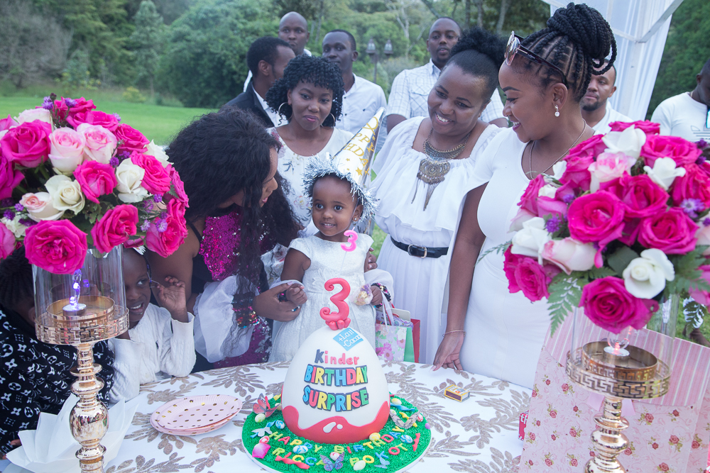 DJ Pierra's daughter birthday 4