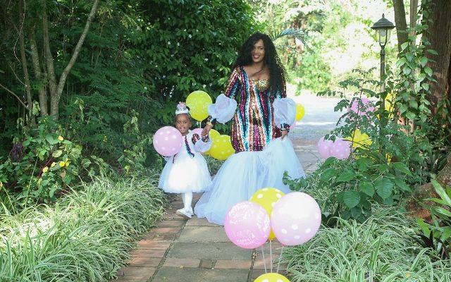 DJ Pierra's daughter birthday
