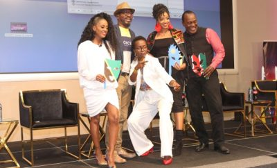 East Afrca Got Talent judges (2)