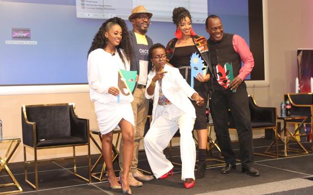 East Afrca Got Talent judges (2)