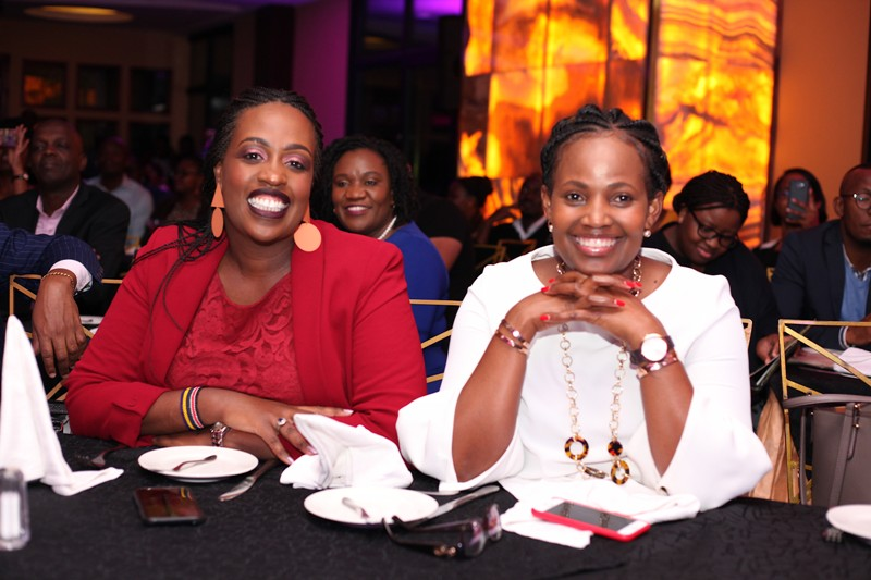 somoina kimojino and connie macharia enjoy good music