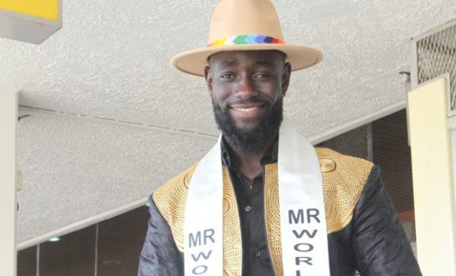 Mr Kenya Robert Budi