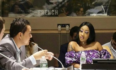 Victoria Kimani in New York 1 (1)