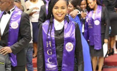 Size 8 graduation 2